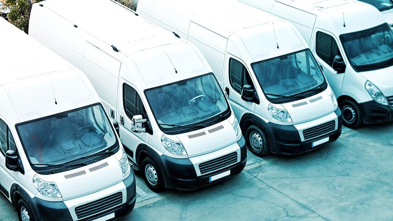 Fleet-camionettes