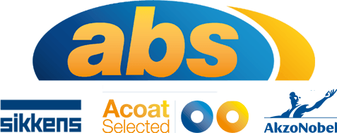 abs logo - powered by variant mobile